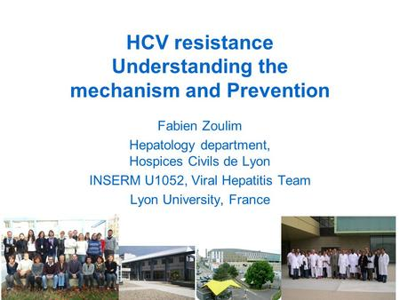 HCV resistance Understanding the mechanism and Prevention