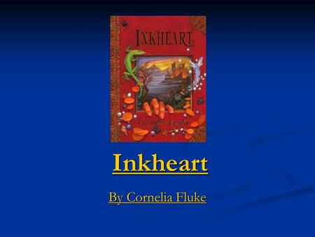 inkheart summary Summary: violante loved cosimo she had loved him with his beautiful face, the impossibility of it, so different from her own, plain self she had loved him when he.