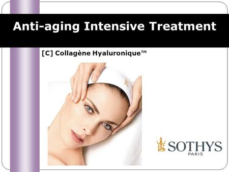 Anti-aging Intensive Treatment [C] Collagène Hyaluronique™