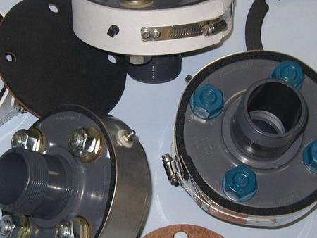 Flange Protection Band. Flange Protection Band.