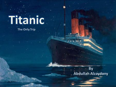 How it began White Star Line: 1. Baltic (1905). The largest 2. Adriatic (20 Sep 1906). The fastest. Cunard Line: 1.Mauretania (20 Sep 1907). The fastest.