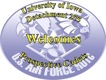 Develop America's Airmen Today... for Tomorrow. Overview Air Force Training What to Expect Field Training Scholarships & Majors Air Force Career Fields.