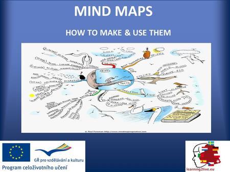 MIND MAPS HOW TO MAKE & USE THEM. Why to use Mind Maps? MMs provide an alternative to linear notes MMs support memory processes and synthesize thinking.