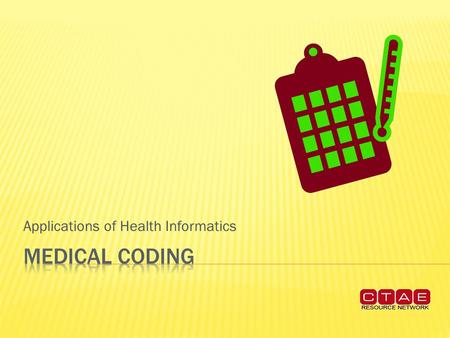 Applications of Health Informatics.  John Graunt began the statistical study of disease in the early 17 th century  1837 William Farr wanted adoption.