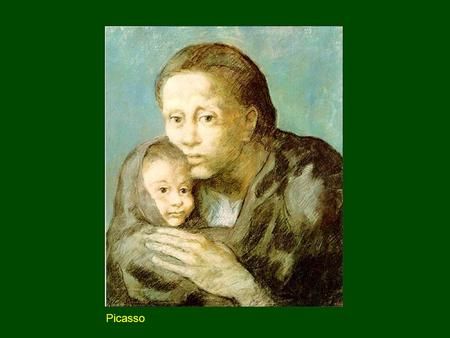 Picasso. PERINATAL MOOD DISORDERS Spectrum of Perinatal Mood Disorders Antepartum depression Postpartum depression Postpartum psychosis.