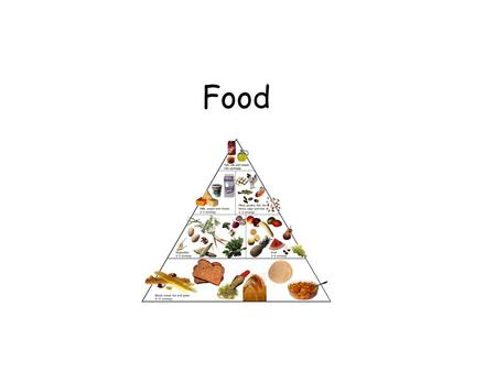 Food Food Groups Proteins Vitamins Minerals Fats and Oils Carbohydrates.