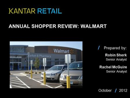 walmart 2014 annual report analysis Global responsibility report walmart's sustainability journey began 10 our 10th annual global responsibility report highlights the company's progress during.