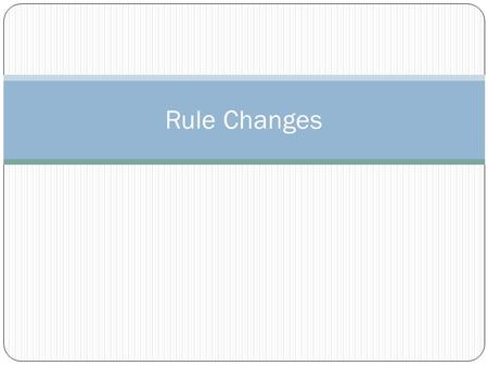 Rule Changes. 1004.2 In a chapter 15 case, the debtor must state the country of the debtor's main interest and list each country in which a case involving.
