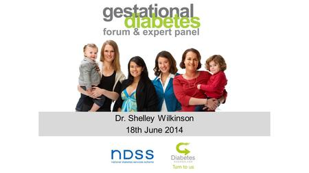 Dr. Shelley Wilkinson 18th June 2014.
