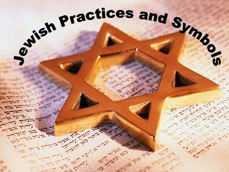 Observer of the Commandment Judaism focuses on how to worship God It could be said that for Jews, spiritual perfection is mainly a matter of perfect observance.