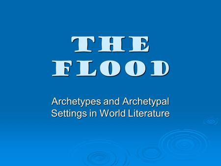 the archetypes and the collective unconscious pdf download