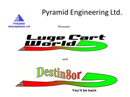 Pyramid Engineering Ltd. Presents and Pyramid Engineering Ltd is an innovative engineering and manufacturing company based in Silverdale, just north.