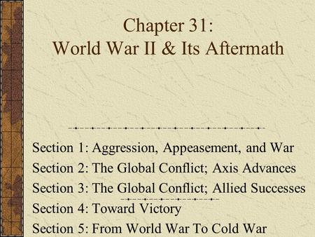 an analysis of the causes of world war one a global conflict This paper identifies the background to and causes of conflict in africa new world order: in the 1990s understanding of its causes the root causes for.