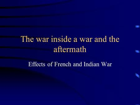the positive effects of the french Start studying french revolution and napolenon (chapter 7 what were the most significant long-term effects of the french what negative and positive effects.