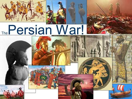 The Persian War!. How Do We Know? Remember, history is what is remembered and written down, along with the bias of the writer. Herodotus - primary source.
