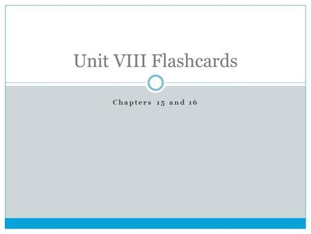 Chapters 15 and 16 Unit VIII Flashcards. Violence between pro and antislavery forces in Kansas Territory after the passage of the Kansas-Nebraska Act.
