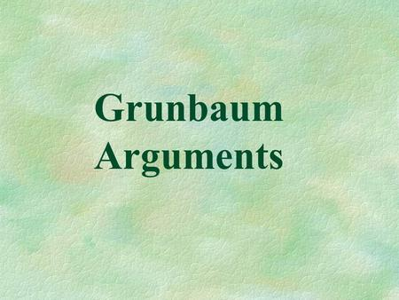 Grunbaum Arguments. Map Coloring to Graph Coloring Part of a unit on discrete mathematics.