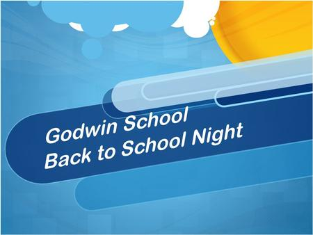 Godwin School Back to School Night. Midland Park Elementary PTA (MPEPTA) -Assembly Programs to support academic and character goals. -Funding of grants.