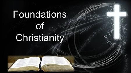 FoundationsofChristianity. Review The Bible is Big. 6,000 years 1,100 chapter 30,000 verses How can we get a handle on all that?