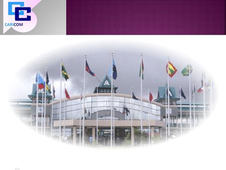 CARICOM. Definition Issues and concerns Indicators and Rationale CARICOM.