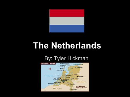 The Netherlands By: Tyler Hickman. Netherlands Info As of 2010 The Netherlands Population is 16.1622 million and is steadily increasing by 2.1% each year.