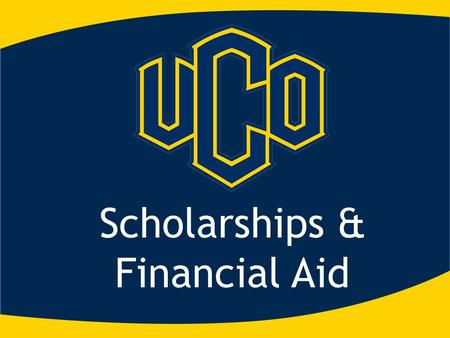 Scholarships & Financial Aid. Scholarship Information General Information:  Application for admission & scholarships is combined. Incoming freshmen only.