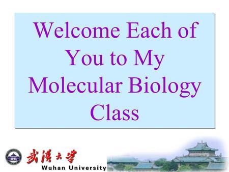Molecular Biology high school research project assignment