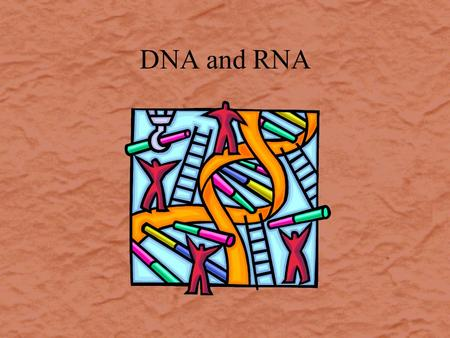 "DNA and RNA. Genes are made of DNA Griffith's ""Transforming Factor"" Is the Genetic Material Avery Shows DNA Is the Transforming Factor Virus Experiments."