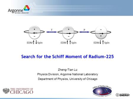 Search for the Schiff Moment of Radium-225