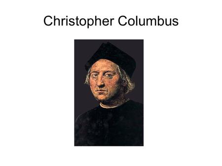 Christopher Columbus. Indians Thanksgiving Day.