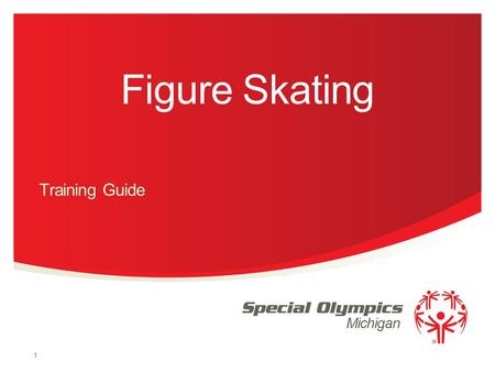 Michigan Figure Skating Training Guide 1. Events Offered Singles Compulsory Elements Level I, II, III, IV Singles Freestyle Level I, II, III, IV Pairs.