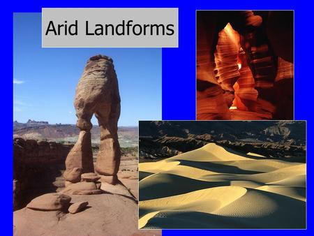 Arid landforms fluvial and eolian processes in arid zones for Soil erosion meaning in hindi