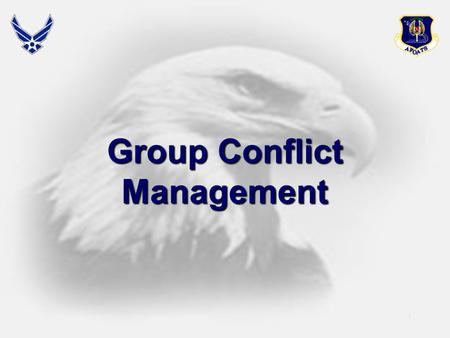 1 Group Conflict Management. 2 THE BOMB SHELTER EXERCISE The following 15 people are in nuclear bomb shelter after a nuclear attack has occurred. These.