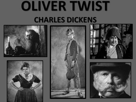 OLIVER TWIST CHARLES DICKENS. TRAILER  zg.