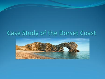 The Dorset Coast The Dorset Coast is part of an area of coastline known as the Jurassic Coast and is one of the most attractive and best known stretches.