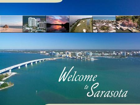 - 212 miles northwest of Miami - 132 miles southwest of Orlando Sarasota is located on the West Coast of Florida, about 60 miles south of Tampa.