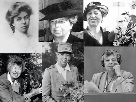 Activist This powerpoint presentation will highlight a VERY small segment of Eleanor Roosevelt's political and social activism. In her lifetime, and.