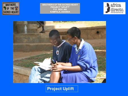 Project Uplift.