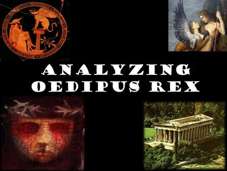the ancient geek belief that life is predestined in oedipus the king by sophocles Explanation of the famous quotes in the oedipus plays, including all important speeches, comments, quotations, and monologues  sophocles summary  oedipus the .