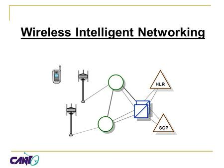 Wireless Intelligent Networking