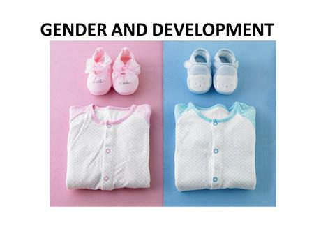 GENDER AND DEVELOPMENT. 1.Historical analysis of cultural construction of gender, gender agents and gender relations 2.Gender issues in Tanzania 3.Policy.