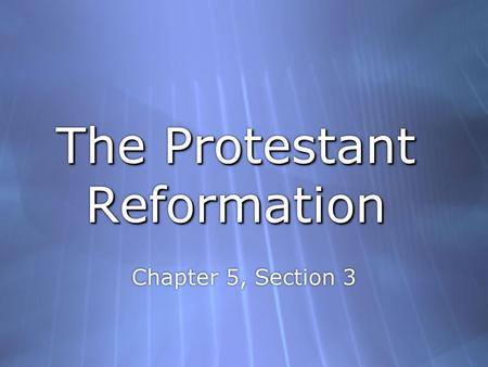 why did the catholic reform happen If 1517 marks the beginning of the protestant reformation, then 1540 (the founding of the jesuit order) and 1545 (the opening of the council of trent) mark the beginning of the catholic reformation, also known as the counter-reformation.