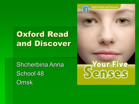 Oxford Read and Discover