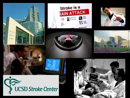 Accomplishments in Stroke Care Patrick D. Lyden, MD UCSD Stroke Center VAMC San Diego.