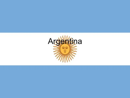 Argentina. With a land area 1,068,302 square miles, Argentina is South America's second- largest country, after Brazil. In the western part of Argentina.