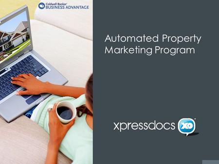 Automated Property Marketing Program. With postcards generated directly from MLS feeds, Xpressdocs' Automatic Property Marketing gets your listings in.