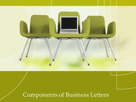 Components of Business Letters