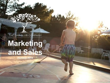 Marketing and Sales January 2014. Agenda 1.Sales Updates / December Finish / January Budget/ January monthly winners/100% club, Annual Leader board update.