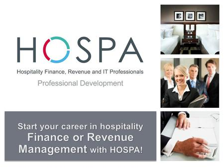 Association for IT, Finance and Revenue Management professionals in the hospitality industry.