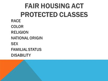 FAIR HOUSING, SECTION 504 & REASONABLE ACCOMMODATIONS/ASSISTANCE ANIMALS DEPARTMENT OF HOUSING & URBAN DEVELOPMENT MPNAHRO JUNE16,2014 JUNE16,2014.